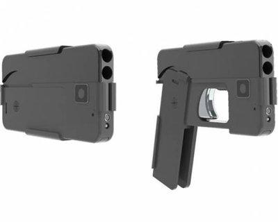 Smartphone-shaped Gun