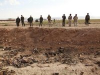 ISIS Mass Burial Grave Discovered