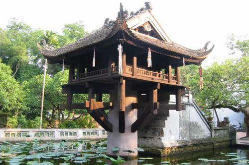 One Pillar Pagoda - Hanoi