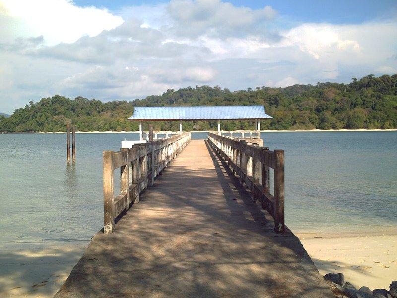 Beras Basah Beach, Langkawi