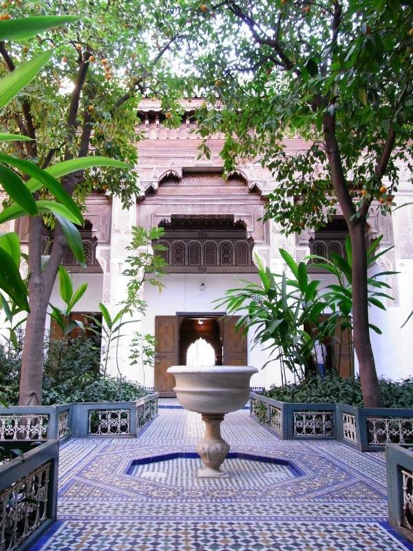 Marrakech - Bahia Palace 2011