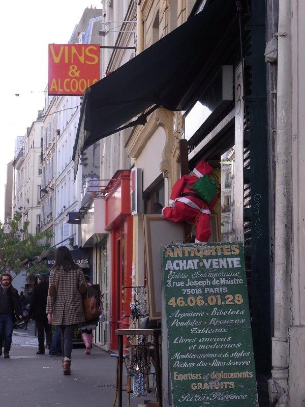 Paris Christmas 2011