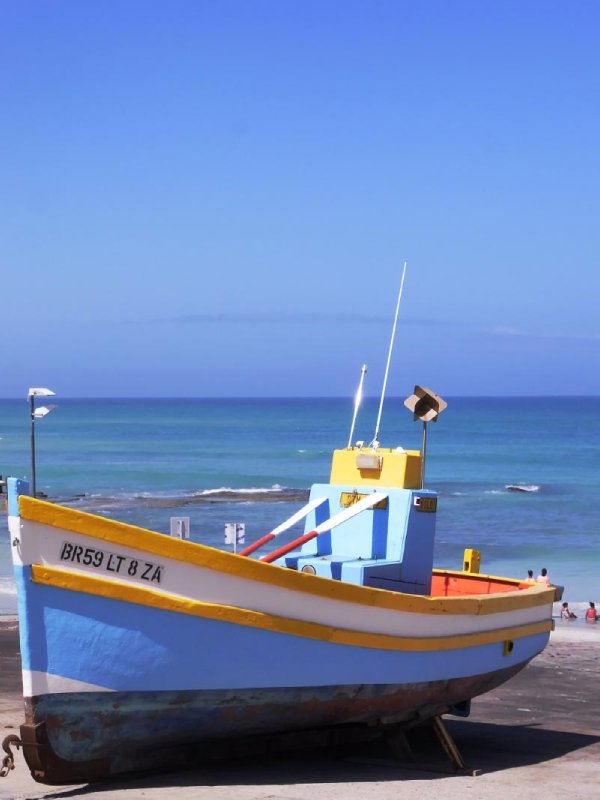 Arniston - a boat 2013
