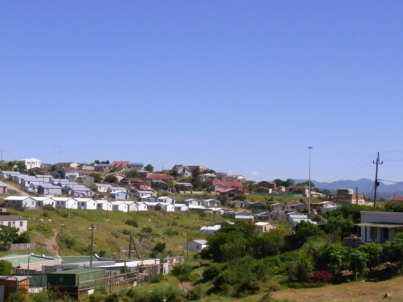 South Africa - an ordinary village 2013