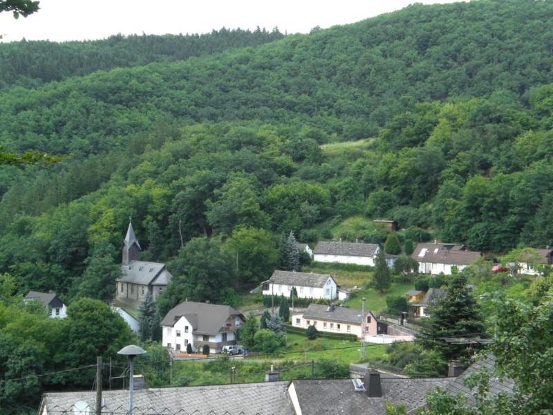 Hohenstein 2008 - village