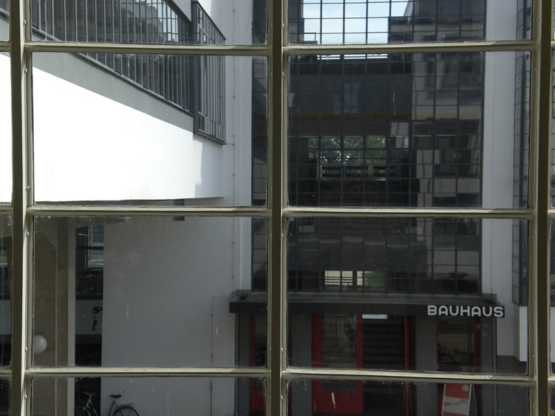 Bauhaus - Unesco world heritage - 2008
