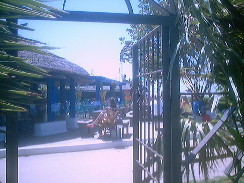 Tarifa - Beach bar 2003