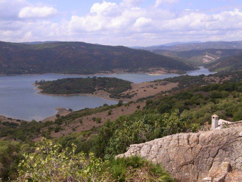 Castellar - water reservoir 2009