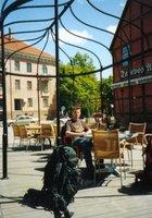 Klaipeda 2004 - harbour café