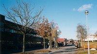 Linköping - university campus