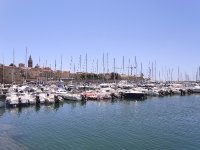 Harbour of Alghero - 2010