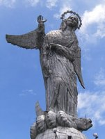La Virgen de Quito