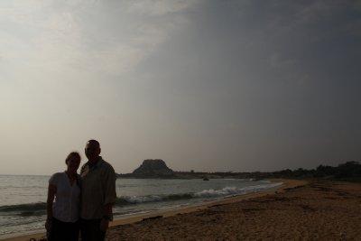 Yala National Park Stephen and Jen