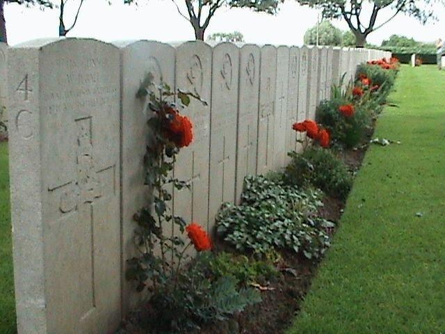 Australian war memorial in France