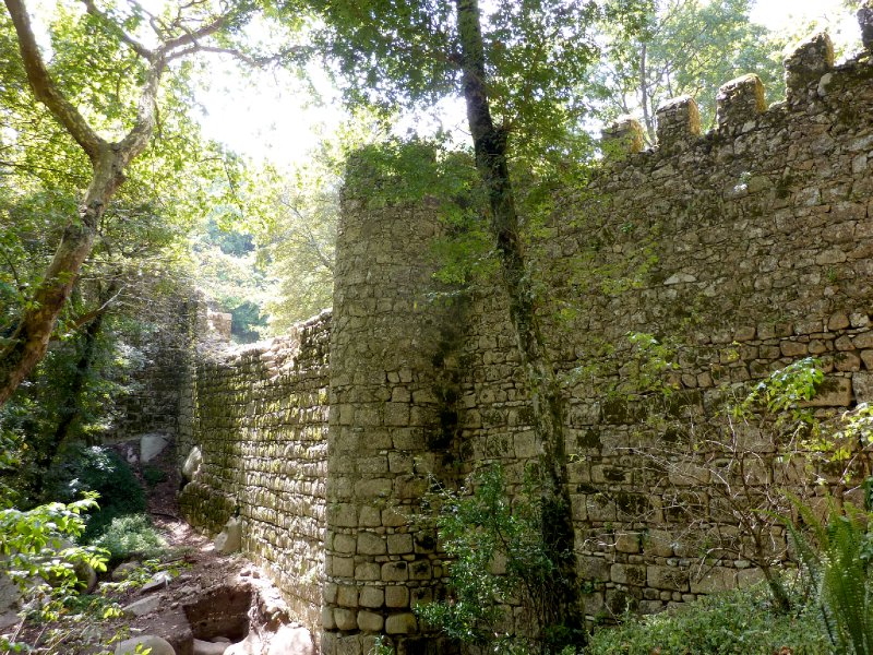 Moorish Castle at Sintra