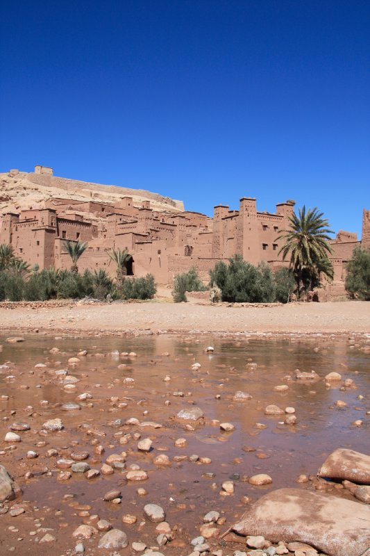 World Heritage Site of Ait Benhaddou