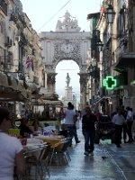Lisbon City Streetscape