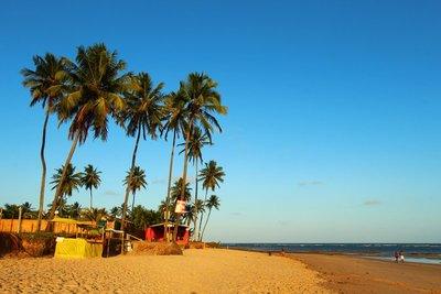 Bahian beach