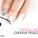 Toenail Art Design - Creative Pedicure Ideas