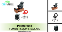 Portable Plumbing Free Pedicure Chair   Pedicure Chairs