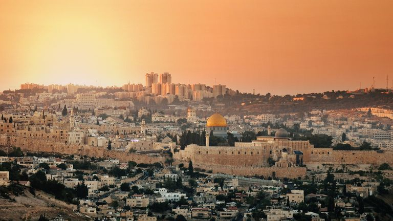City of Jerusalem - Ancient and New