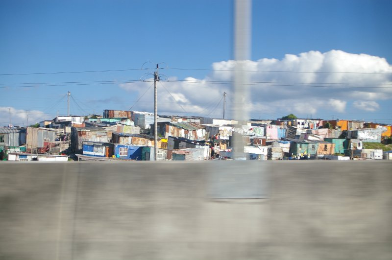 Township outside Capetown