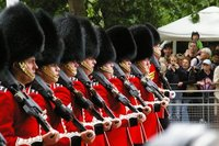 Queens Birthday - Guards