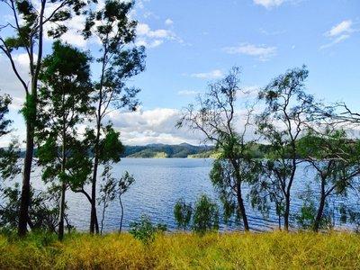 Lake Wivenhoe, QLD