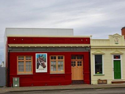 Downtown Foxton, NZ