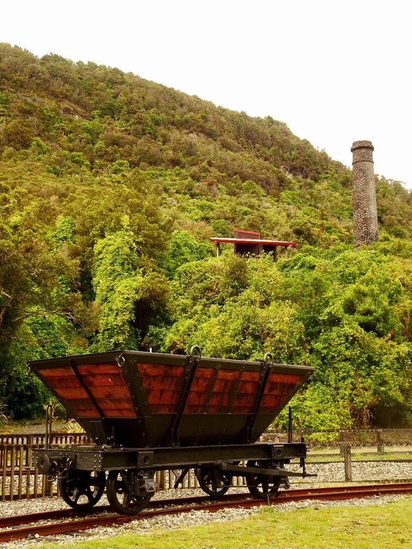 In New Zealand's worst mining disaster, 65 miners were killed by gas in the Brunner coal mine in 1896.
