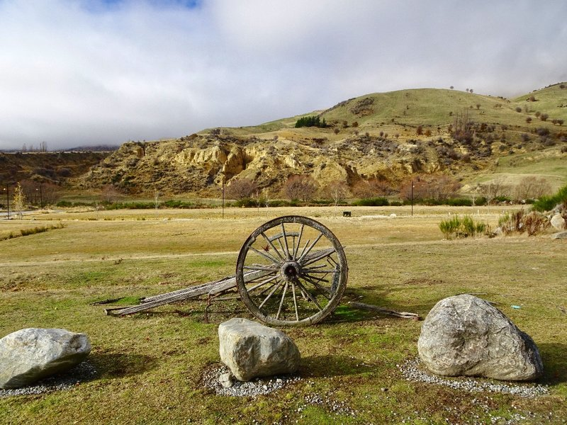 The Cardrona Valley