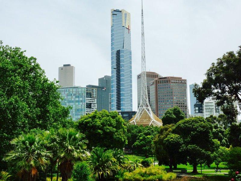Melbourne Architecture - Edwards Abroad