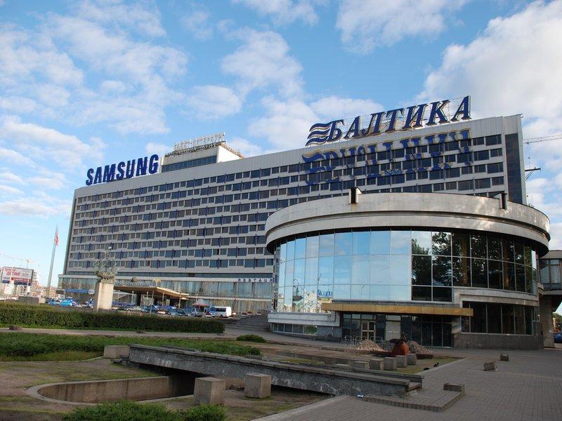 St.Petersburg - Hotel St.Petersburg (entire)