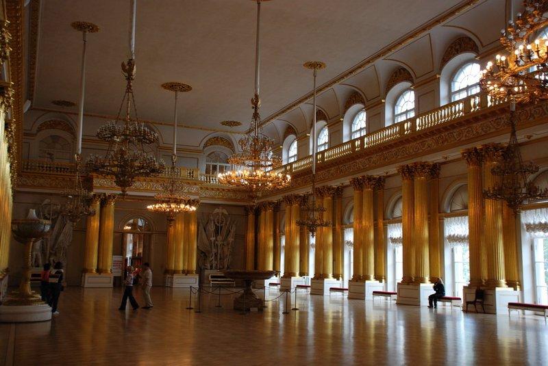 St.Petersburg (Hermitage) - Room