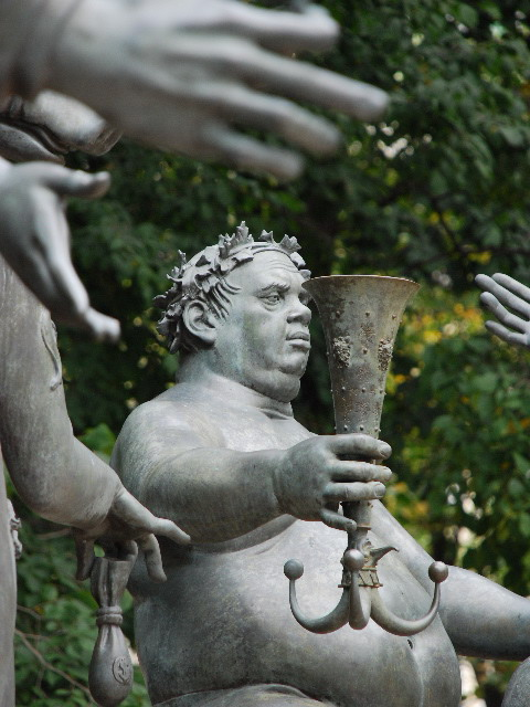 Moscow - Art in the Park (detail)