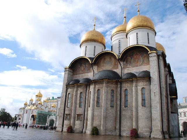 Kremlin - Churches