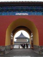 Beijing - Temple of heaven park