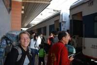 Train to Shanghai - Arrival (Sabrina)