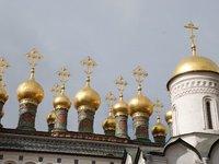Kremlin - Cupolas