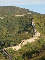 Beijing - The great wall at Mutianyu