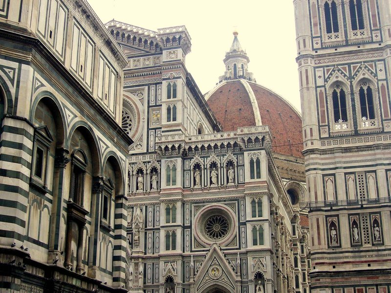 Duomo, Florencia
