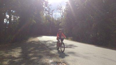Riding the circuito chico