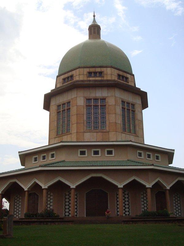Bahai Temple, Kampala