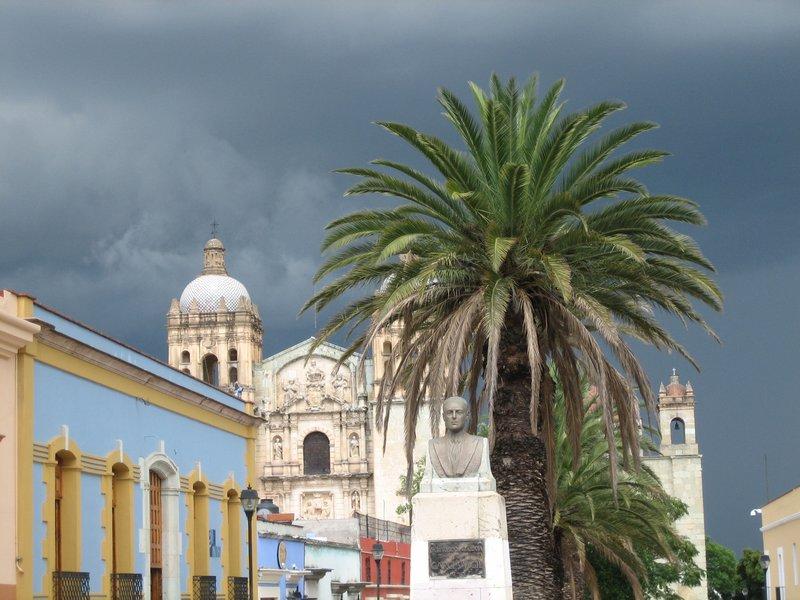 Oaxaca Afternoon Sky