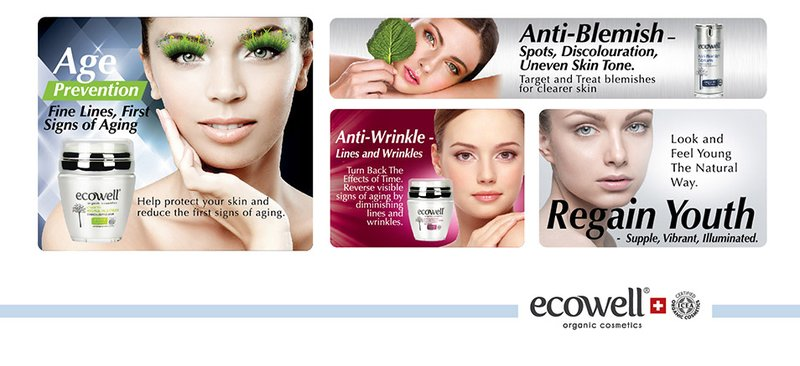 Ecowell Diamond - Natural eco bio cosmetics