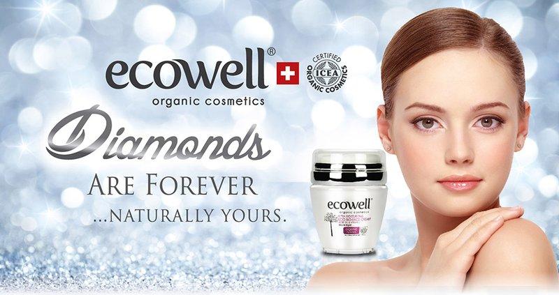 Ecowell Diamonds : Natural eco bio cosmetics