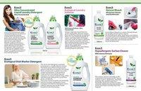 Eco bio cosmetics product