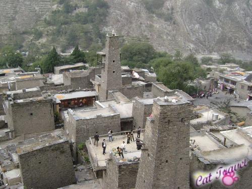 Shangri-la tour--Taoping Tibetan Village