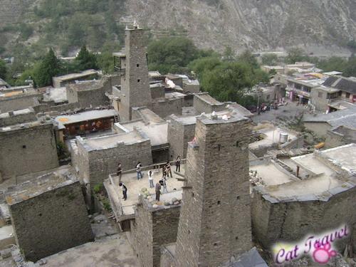 Shangri-la tour--Taoping Tibetan Village 2