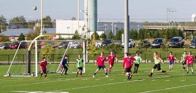 Ewout soccer